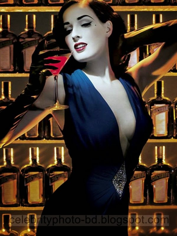 Dita+Von+Teese+Latest+Hot+Photos+With+Short+Biography006