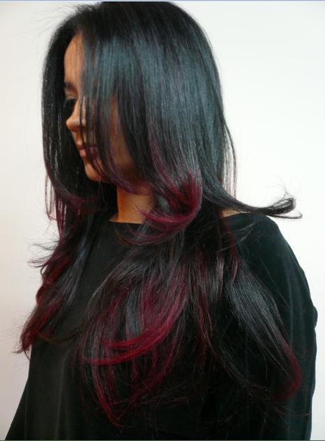 Dark Hair Colors 2014