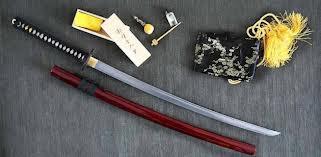 samurai jepang for sale
