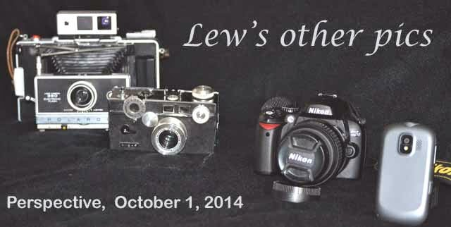 Lew's Other Pics