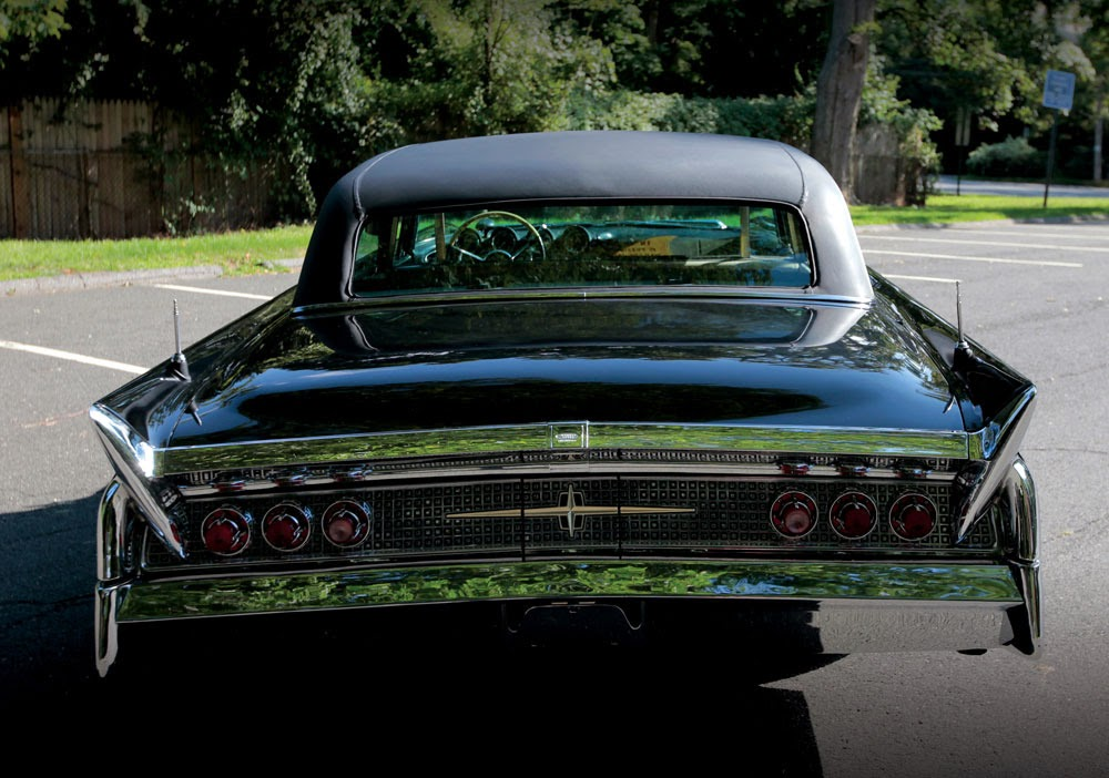 automotiveblogz 1960 lincoln continental president john f kennedy motorcade limousine photos. Black Bedroom Furniture Sets. Home Design Ideas