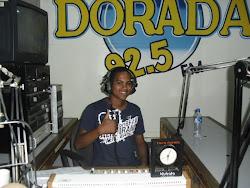 DJ Jakeka, Control Master de Dorada F.M.