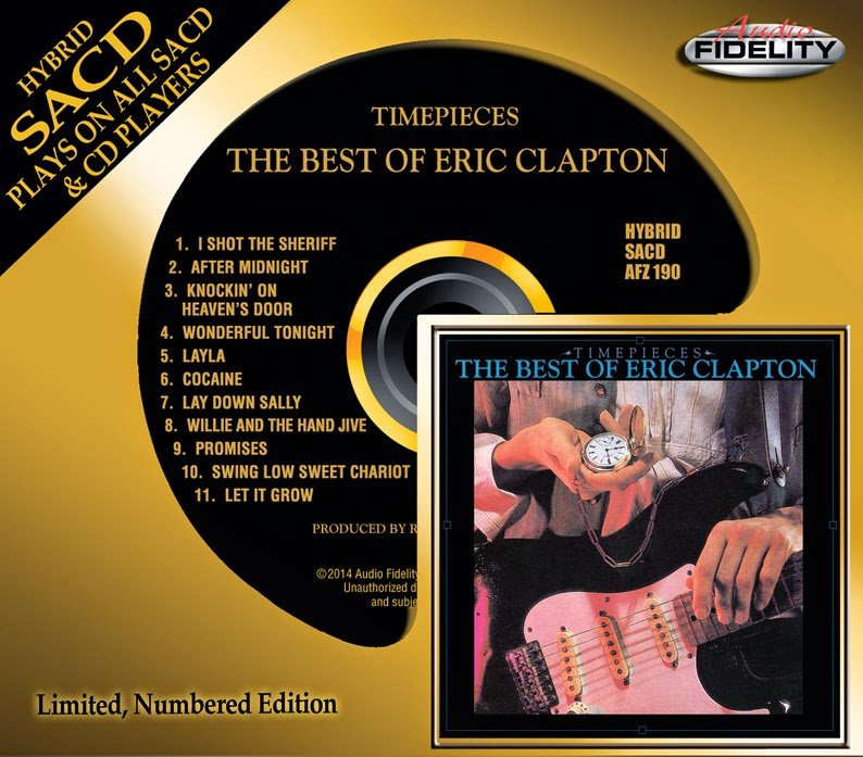 Eric Clapton's Time Pieces