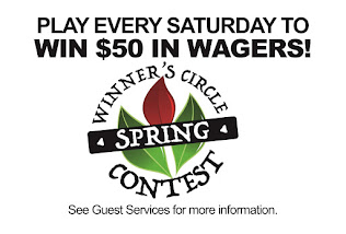 Spring Winner's Circle Contest