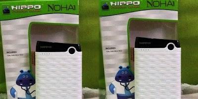 Harga Power Bank HIPPO NOHA 1, Power Bank Murah dan Keren