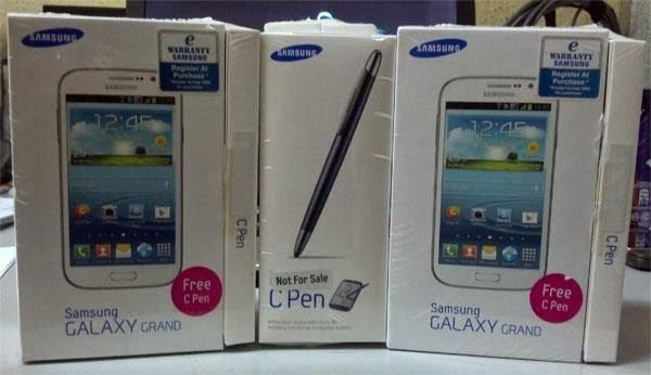Harga dan Spesifikasi Samsung Galaxy Grand Duos 2014