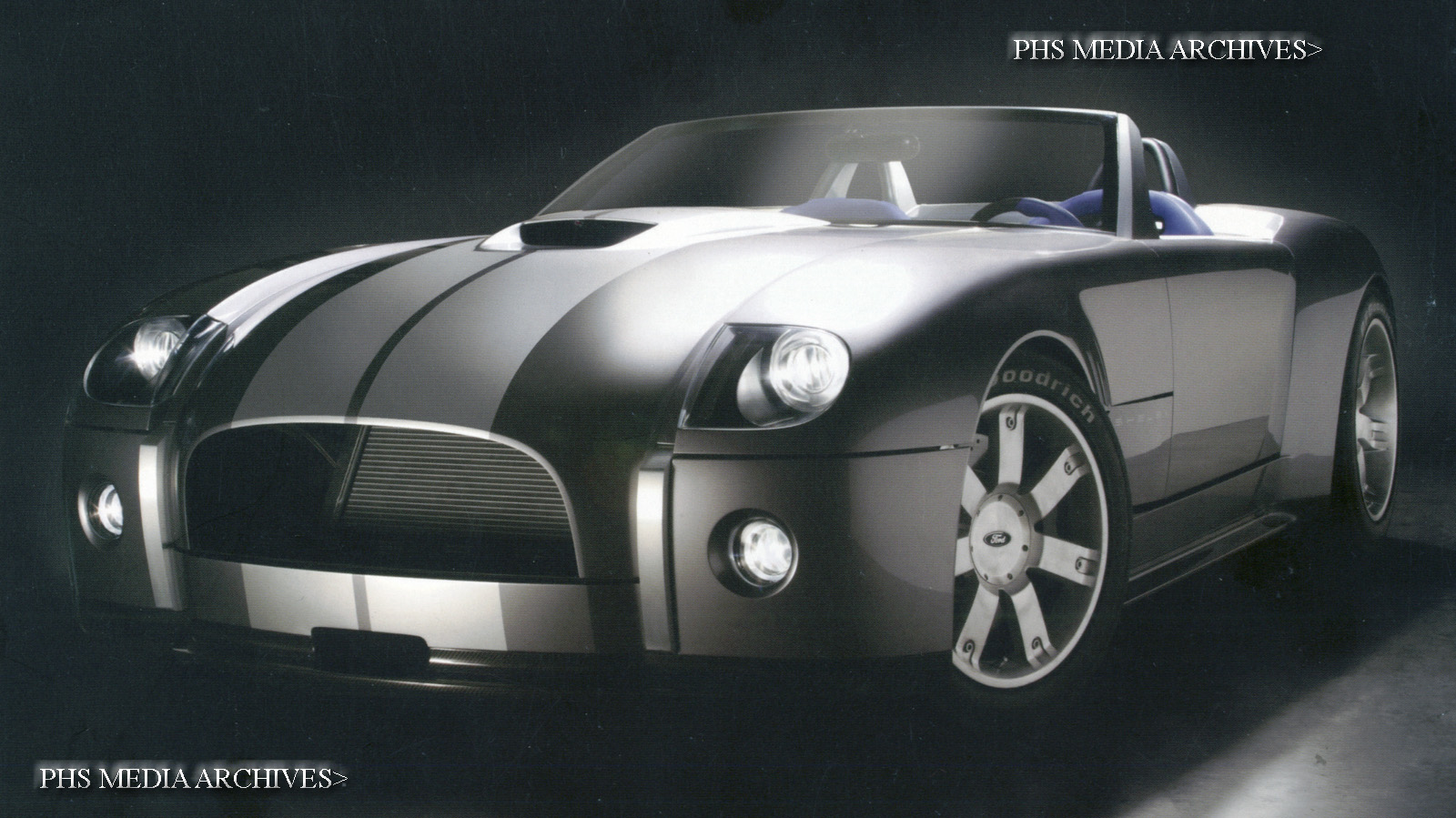 427 shelby cobra concept was stunning and would ve been a great rival to the viper