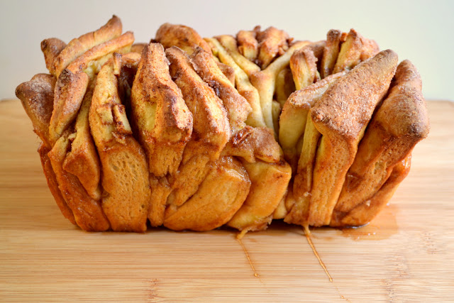 Apple Cinnamon Pull-apart Bread Recipe