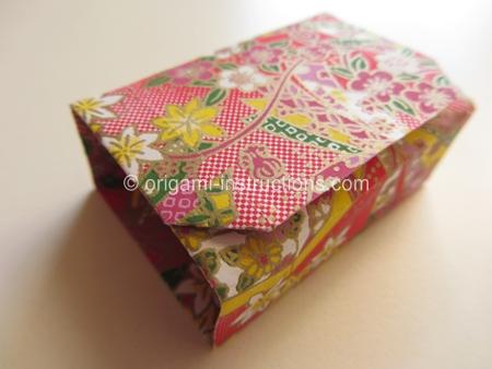 origami instructions com origami box
