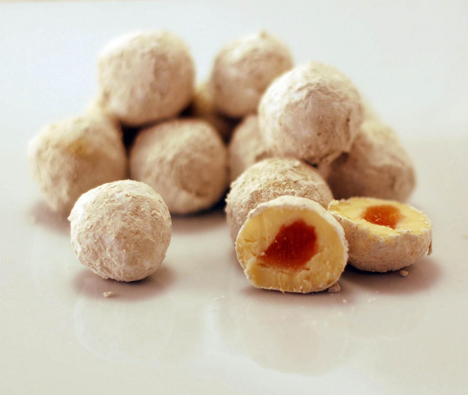 Wasabi Chocolate Truffles Recipe