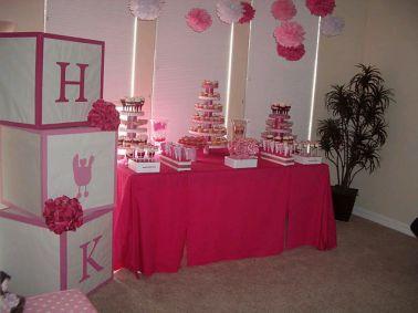 MyTotalNet.com: Baby Shower decoration for girls