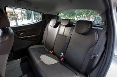 2012 Chrysler Ypsilon