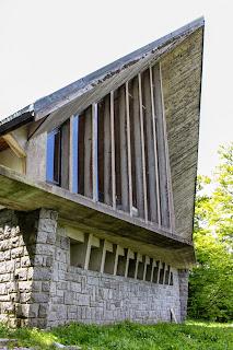 Abandoned (?) Church, Schlucht Ski Station, Les Vosges, Stéphanie Kilgast