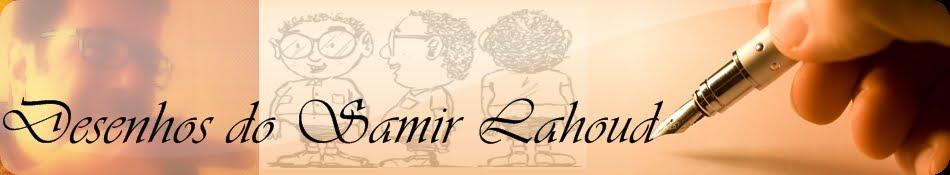 DESENHOS DO SAMIR LAHOUD