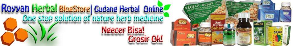 Toko Online Royyan Herbal | Gudang Herbal Ar-Royyan
