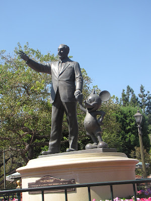 Partners Statue