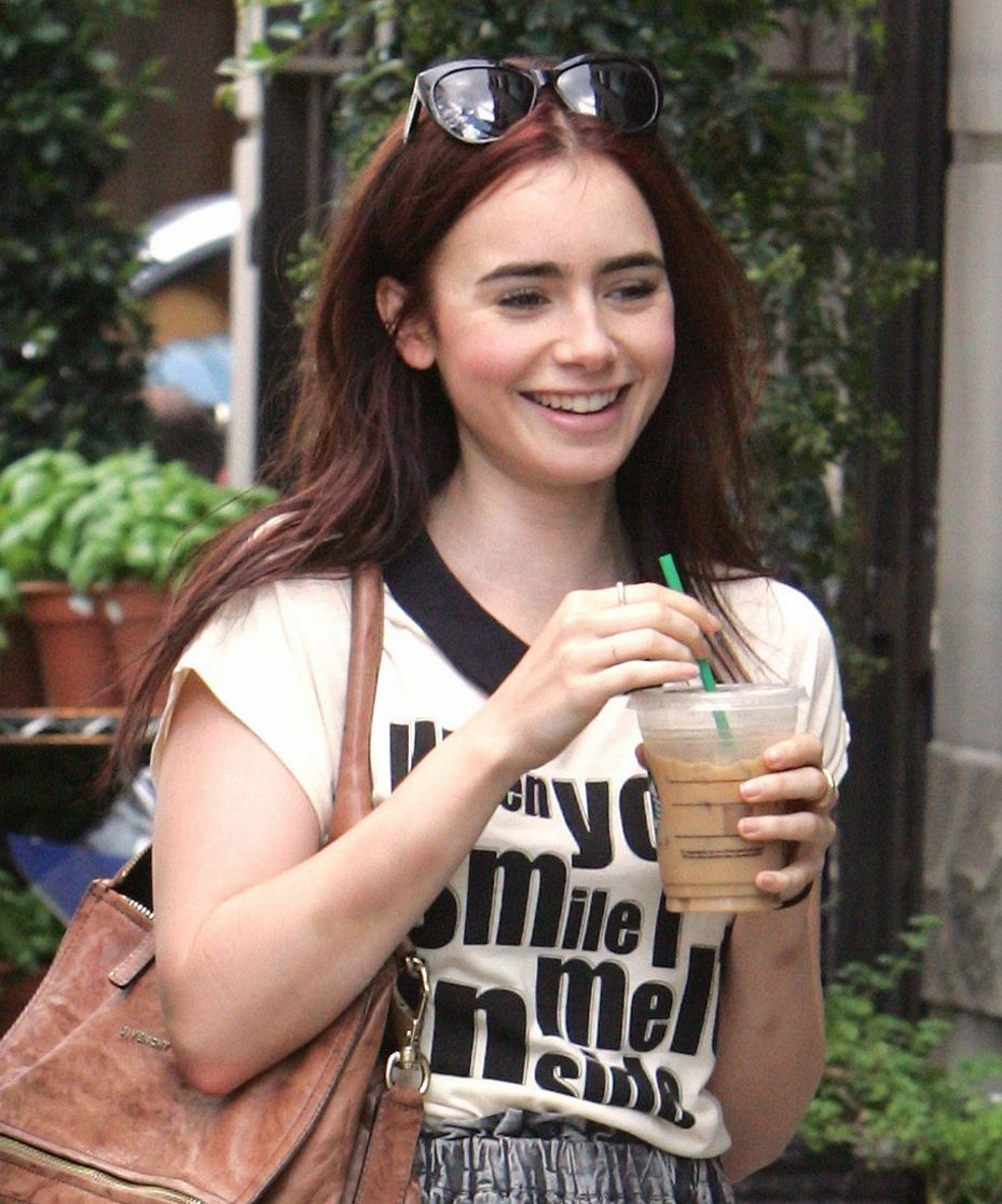 Lily Collins #Actress#Model#Beautiful#Girl#Younger# | Lily