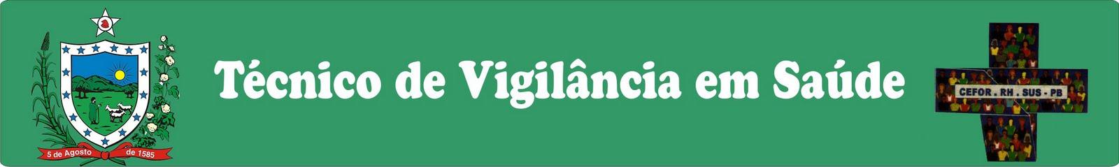 Técnico de Vigilância em Saúde