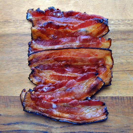 Weston Brands Blog: Espresso Maple Bacon — From Scratch