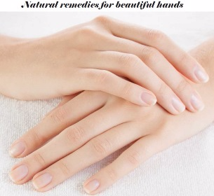 Natural remedies for beautiful hands