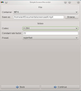 How Screencast in Desktop Linux