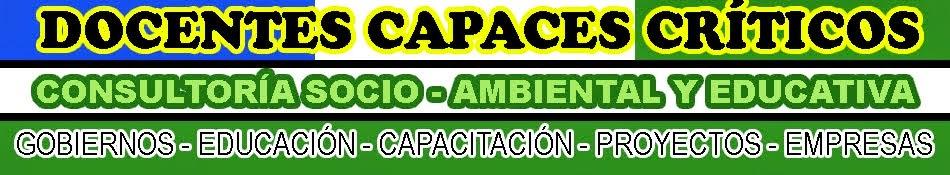 CONSULTORIA SOCIO-AMBIENTAL Y EDUCATIVA