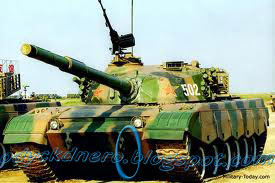 Tank Type-96 China