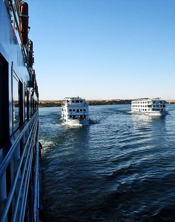 Nile ships