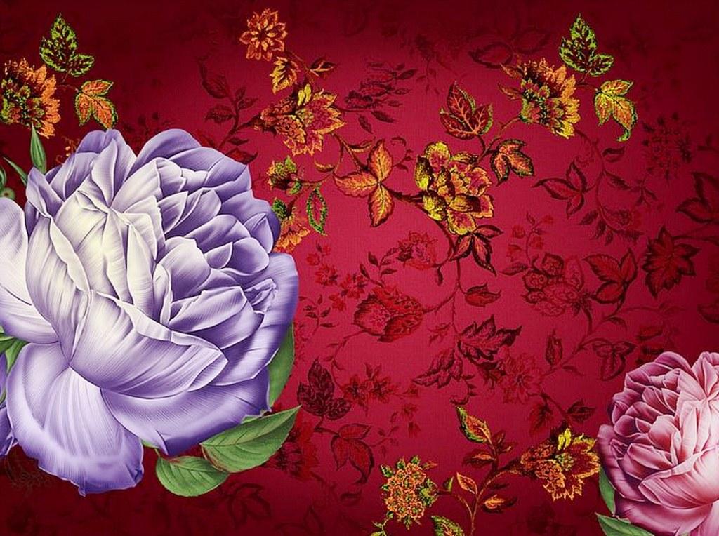 Cuadros pinturas oleos im genes de flores sencillas - Pintar en lienzo para principiantes ...