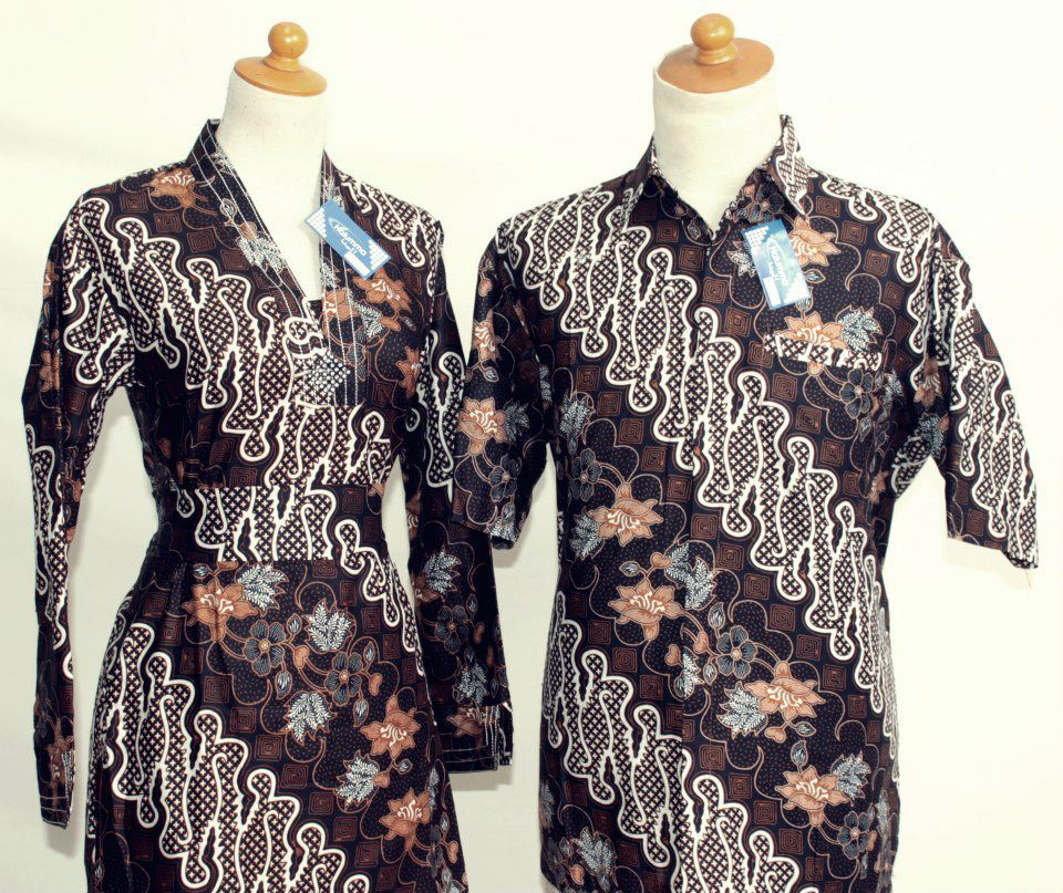 Fashion Batik Batik sarimbit  Batik Indonesia  Batik Solo