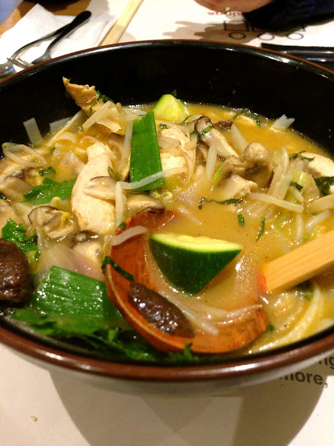 wagamamas tom yum