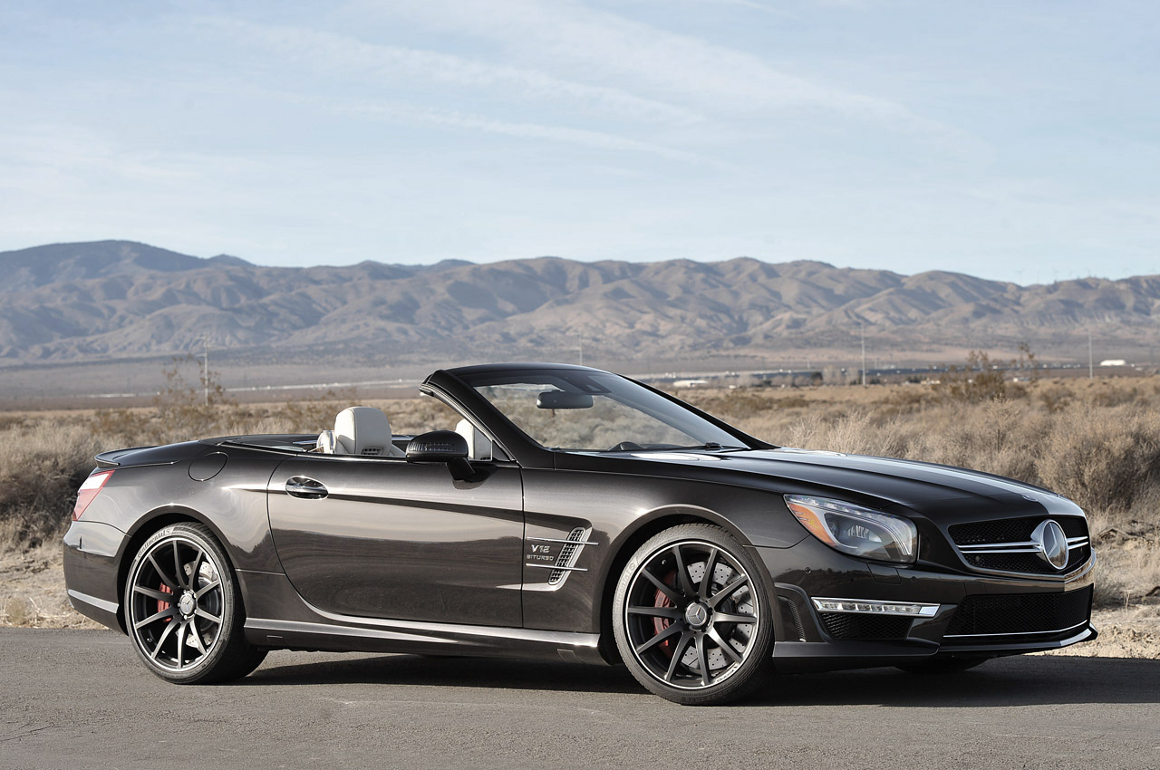 automotiveblogz 2013 mercedes benz sl65 amg quick spin