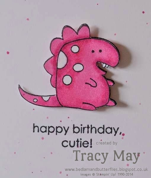 stampin up uk independent demonstrator Tracy May card making ideas
