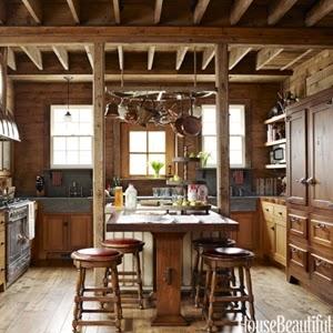 desain dapur tradisional untuk rumah anda | desain