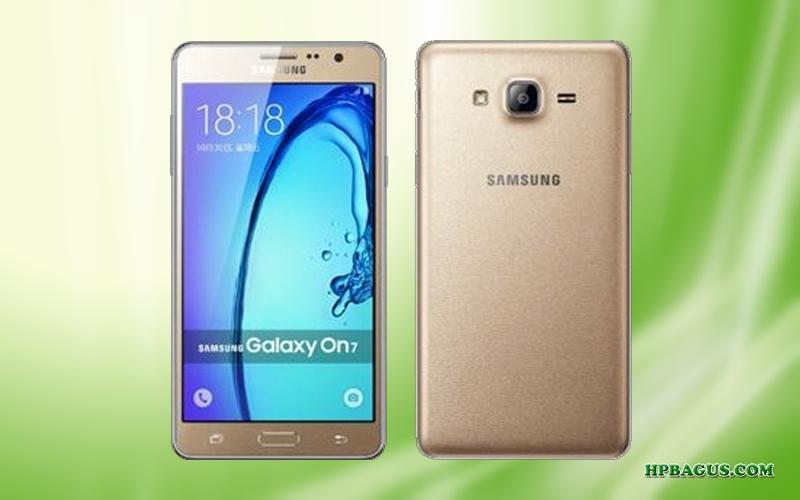 Spesifikasi dan Harga Samsung Galaxy On7 Android Smartphone