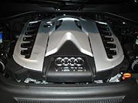 Mesin Diesel Audi Q8 V-12