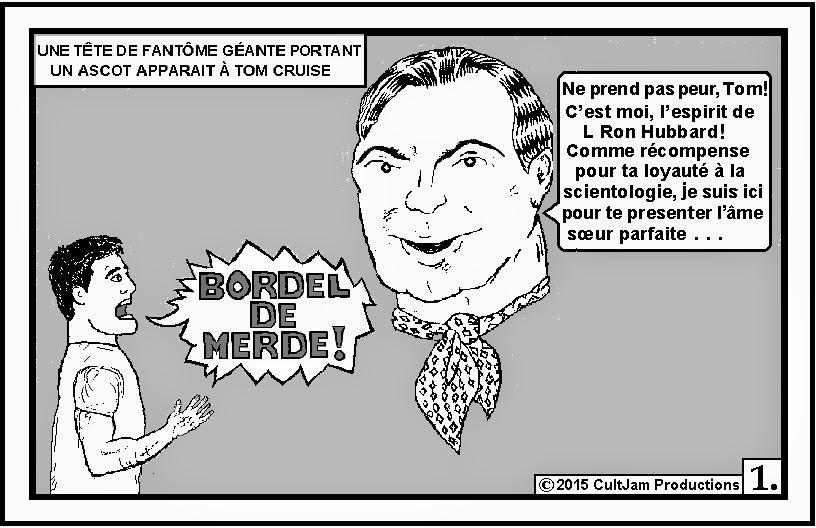 scientologie satire parodie