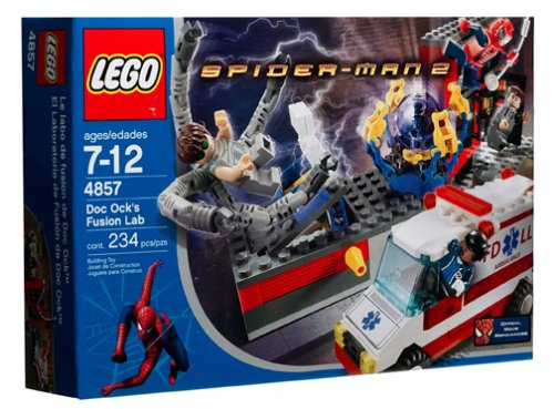 The Minifigure Collector: Lego - Marvel Super Heroes Universe - sets ...