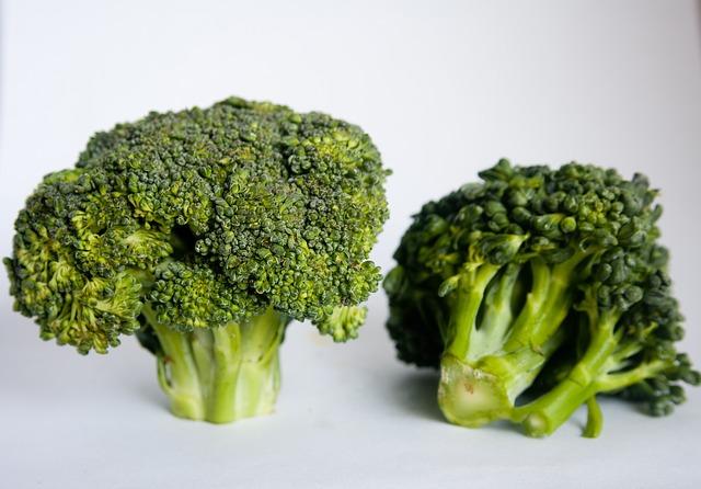 Brokoli Bisa Meningkatkan dan Menambahkan daya Ingat Otak