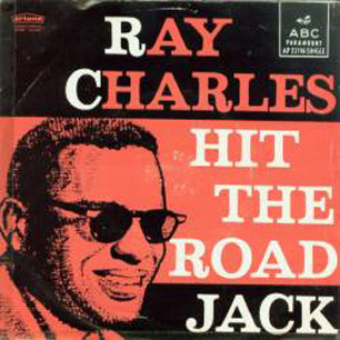 152 – ray charles – hit the road jack 1961