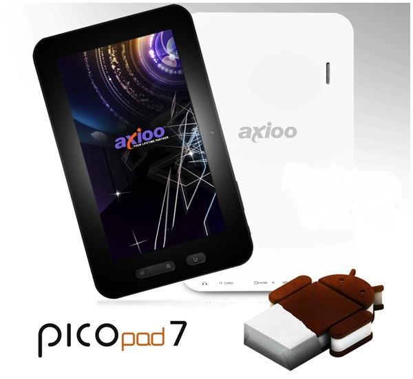 Spesifikasi Harga Axioo PicoPad 7