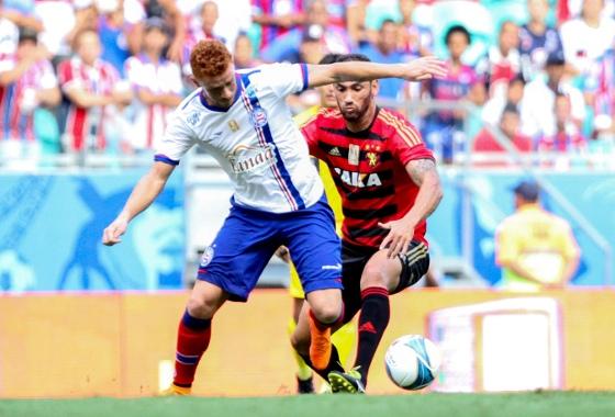 Bahia encara o Sport na Copa Sul-Americana 2015