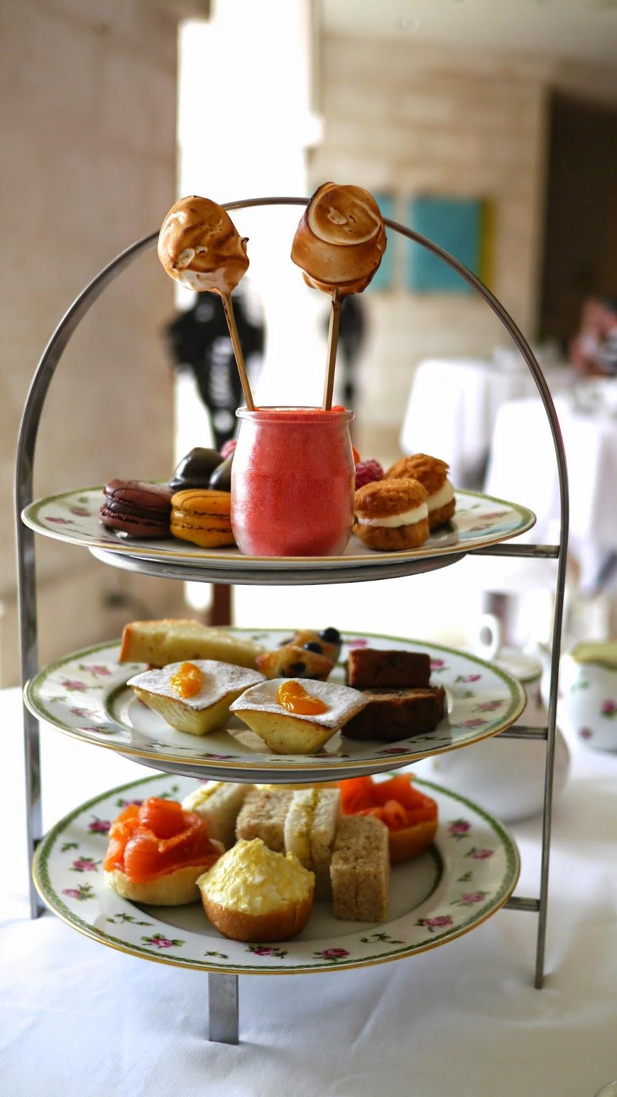 Sandy Lane Barbados Afternoon Tea
