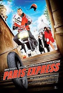 Sinopsis Film Paris Express