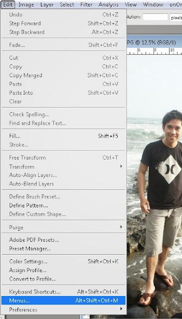 mengatur+menu+photoshop Mengatur Menu Photoshop