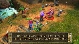 heroes of order & chaos apk free download