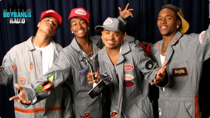 Listen to American R'n'B / Rap boyband B2K on BoybandsRadio.com