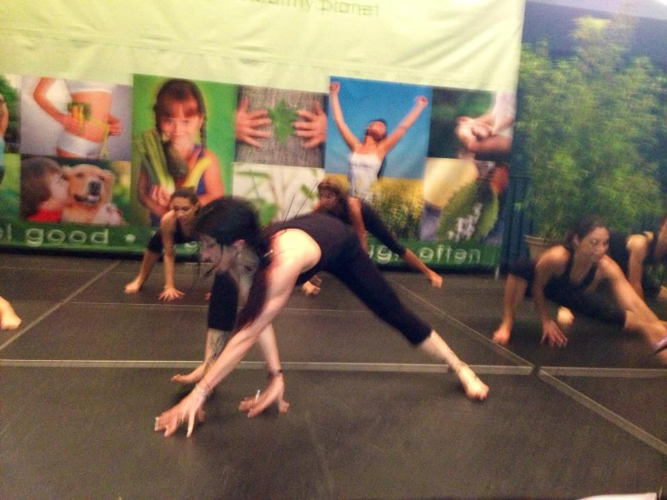 Minimalist Classroom Yoga ~ Almost barefoot yoga evolution and the ultimate