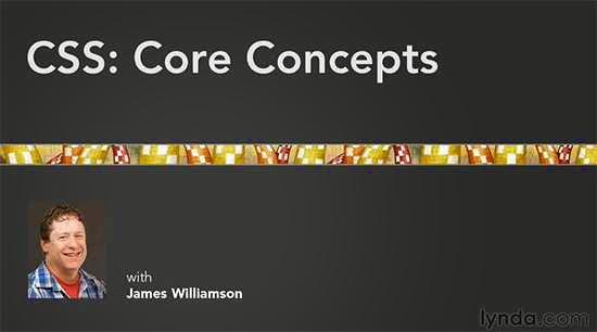 Lynda CSS: Core Concepts