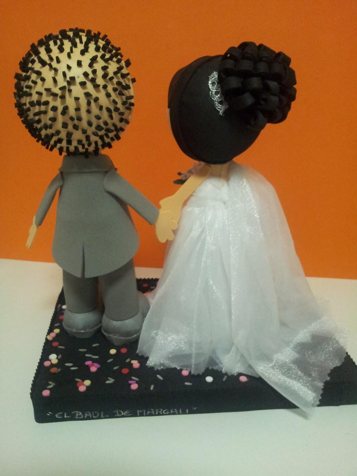 Peinados para novias fofuchas